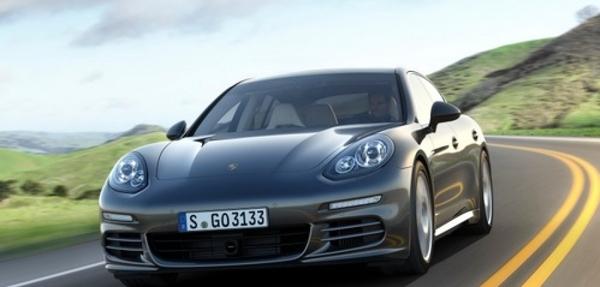 Porsche crea un sistema de recarga para autos eléctricos universal