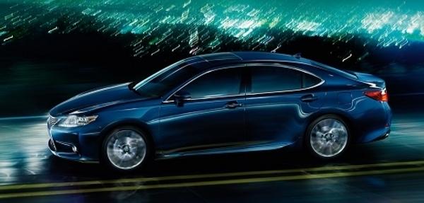 Lexus comenzará a fabricar su primer modelo en EE.UU. en 2015