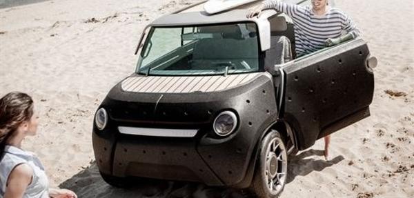 Toyota y Jean-Marie Massaud crean el nuevo prototipo ME.WE