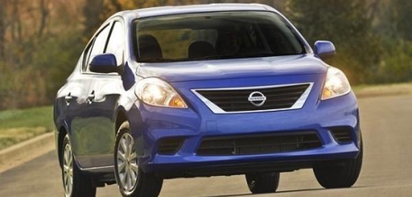 Nissan inicia la comercialización del Versa sedán 2014 en Estados Unidos