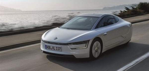 Volkswagen muestra en Shanghai el prototipo XL1
