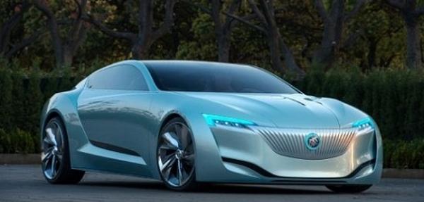El nuevo concepto Buick Riviera debuta a nivel mundial
