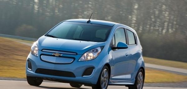 General Motors empieza a producir motores eléctricos para el Chevrolet Spark