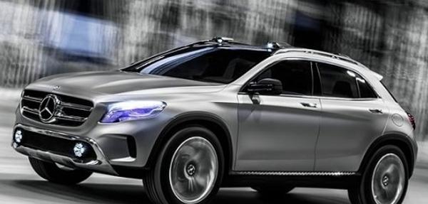 Mercedes-Benz dará a conocer el GLA