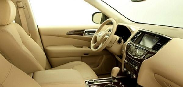 """El totalmente nuevo Nissan Pathfinder está en la lista de los vehículos con los """"10 Mejores Interior"""
