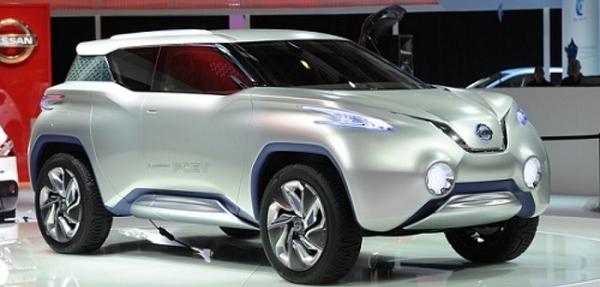 LEAF es solo el inicio del programa de Nissan de EVs