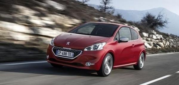 Peugeot lanzará el 29 de abril el 208 GTi