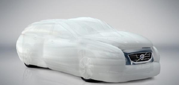 Volvo realiza broma por el día de los inocentes con su 'airbag auto envolvente'