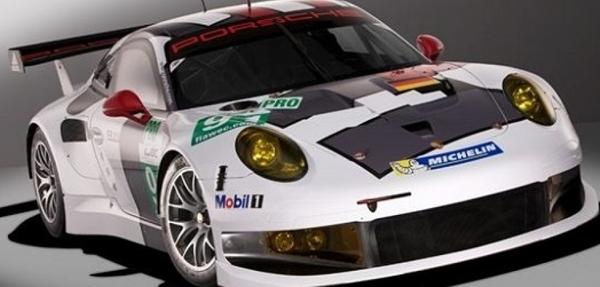 Porsche desarrolla un nuevo coche de competición