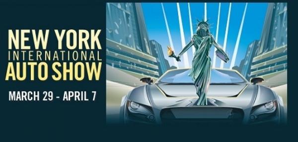 Fabricantes de automóviles acumulan nuevos modelos en el Salón de NY