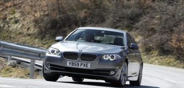BMW gana tres premios Best Cars 2013