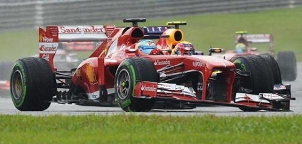 Resultados Formula 1 en Malasia