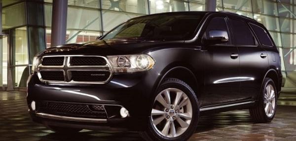 Chrysler presentará en NY el todoterreno Dodge Durango 2014