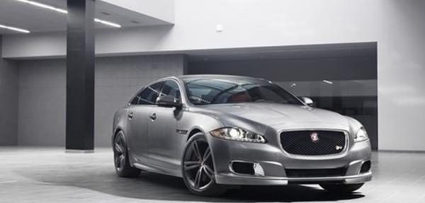 Jaguar presentará su nuevo  XJR en el Auto show de NY