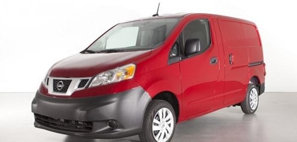 Nissan inicia la producción de la NV200