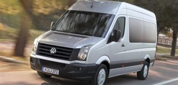Volkswagen Vehículos Comerciales lanza el Crafter PRO