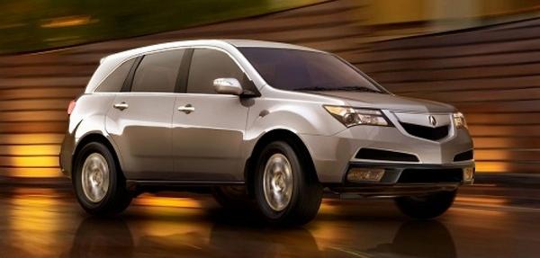 Honda presentará en NY los nuevos Odyssey y Acura MDX 2014