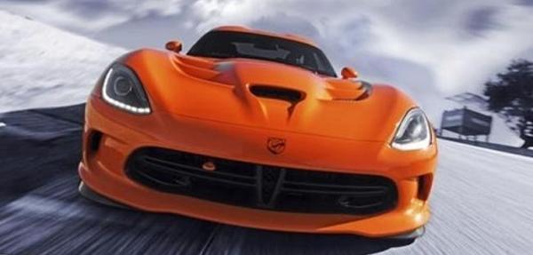 Chrysler producirá sólo 33 unidades de la versión especial SRT Viper TA