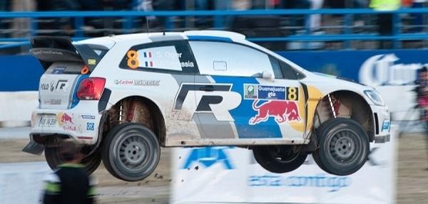 Lo mejor de la WRC 2013 en México