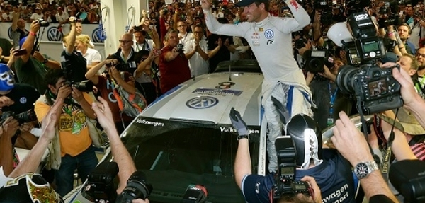 El francés Ogier gana el WRC de México