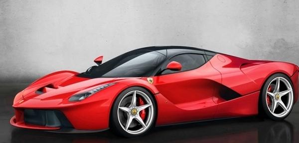 Ferrari fabricará 499 unidades de su edición limitada LaFerrari
