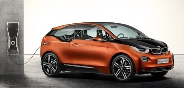 BMW i3 Concept Coupé: se estrena en el autoshow de Ginebra