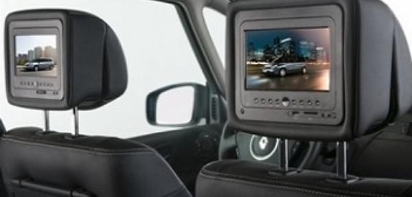 Nuevo sistema de video para Renault Espace