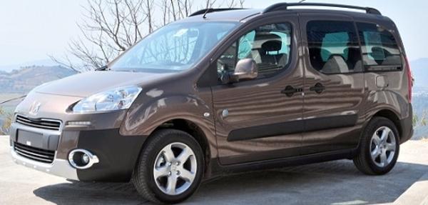 Prueba de manejo Peugeot Partner Tepee