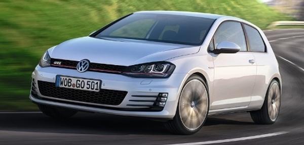 Volkswagen presenta el nuevo Golf GTI en el Autoshow de Ginebra