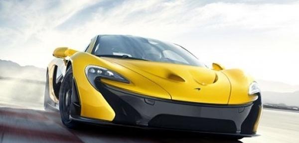 McLaren sólo fabricará 375 unidades del nuevo P1