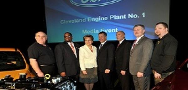 Ford invierte millones en planta de motores de Cleveland
