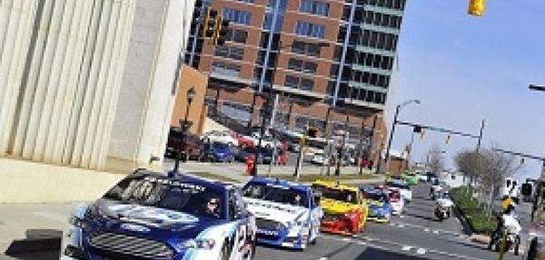 Ford Fusion NASCAR listo para hacer su debut Daytona 500