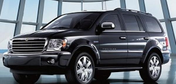 Chrysler llama a revisión 361 mil camionetas