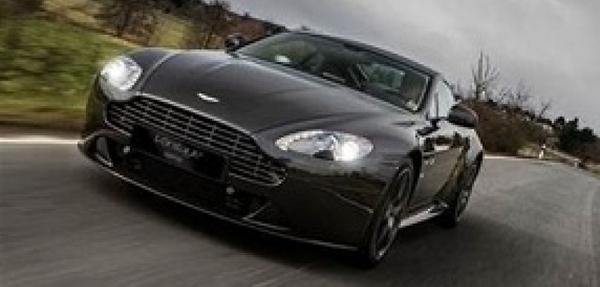 Aston Martin lanza la edición especial SP10 del Vantage S