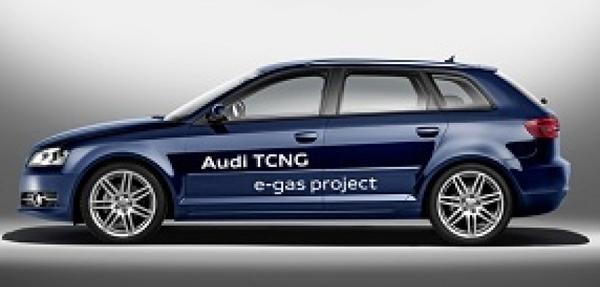 La primera planta de Audi e-gas está casi lista