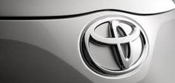 Acciones de Toyota se disparan más de 6 pct por panorama de ganancias