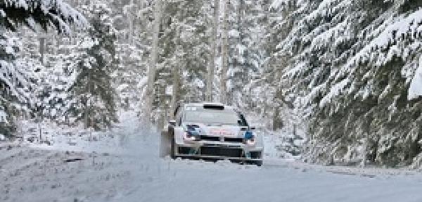 Volkswagen mira hacia futuro en el Rally de Suecia