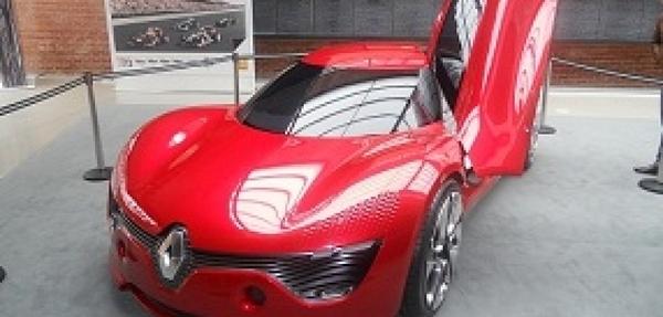 Autos deportivos de Renault