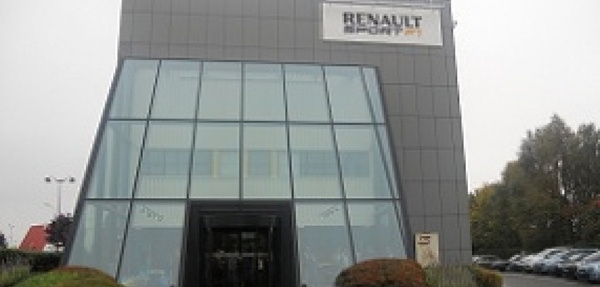 Modelos Formula 1 de  Renault