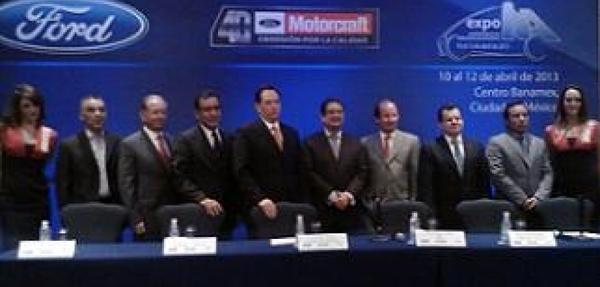 Ford de  México  será la marca anfitriona de  EXPOINA 2013