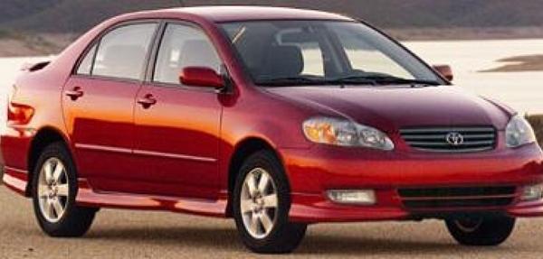 Toyota México realizará Acción Preventiva de Servicio en Corolla y Matrix