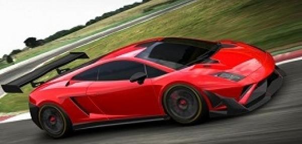 Lamborghini presenta la versión de competencia del Gallardo