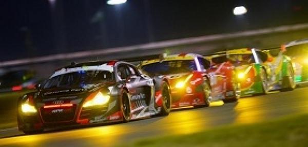 Audi triunfa en Daytona y se queda con el uno - dos