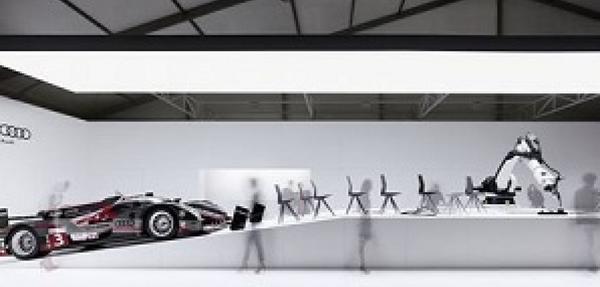 Audi desarrolla una silla ultra ligera