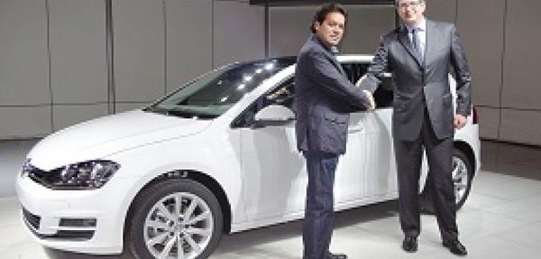 Volkswagen producirá la séptima generación del Golf en México