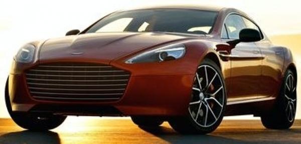 Aston Martin iniciará en febrero la comercialización del nuevo Rapide S