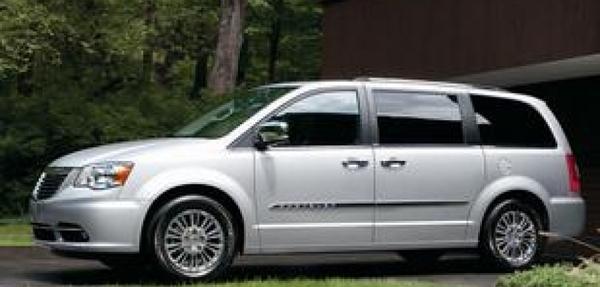 La Chrysler Town & Country obtiene reconocimiento Polk Loyalty por Doceavo Año Consecutivo