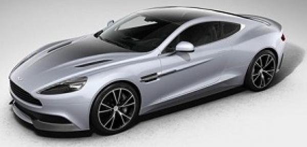 Aston Martin lanza una edición especial del Vanquish