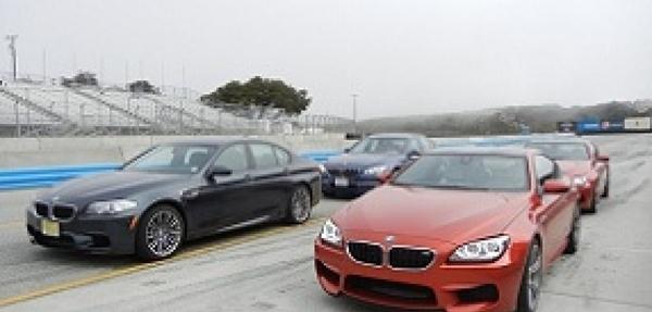 Prueba de manejo M5 y M6 de BMW