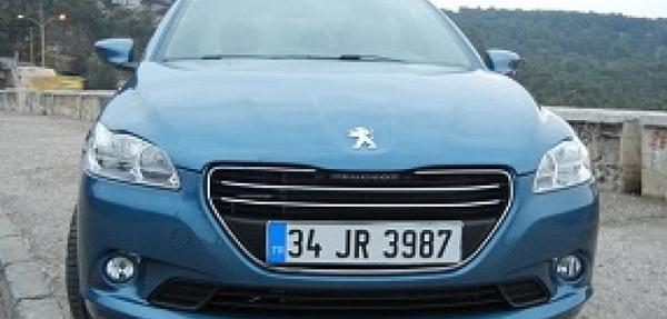 Prueba de manejo Peugeot 301